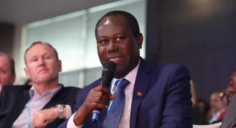Chief Executive Officer of the Ghana Cocoa Board (COCOBOD), Mr Joseph Boahen Aidoo