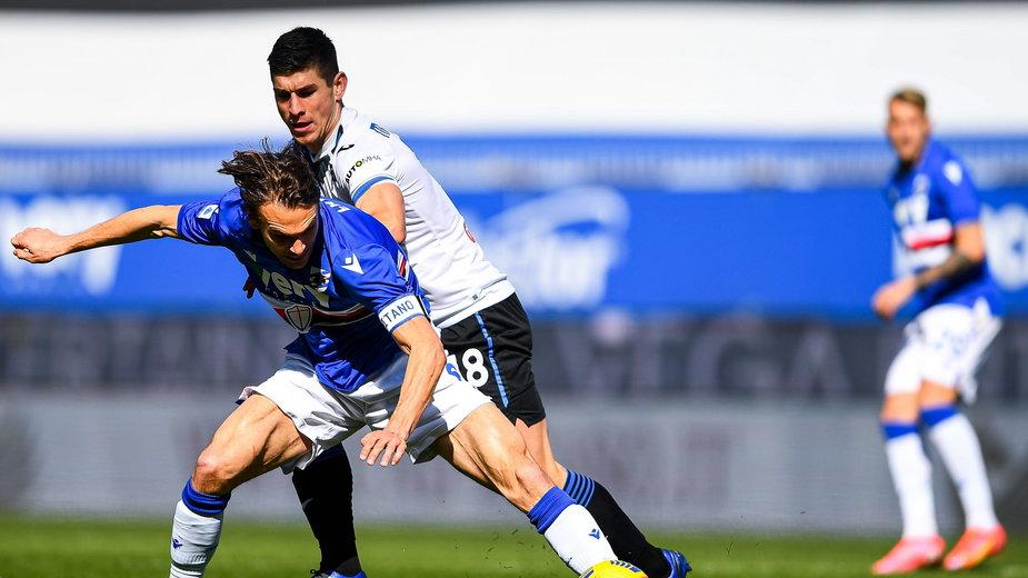 Sampdoria Genua - Atalanta Bergamo