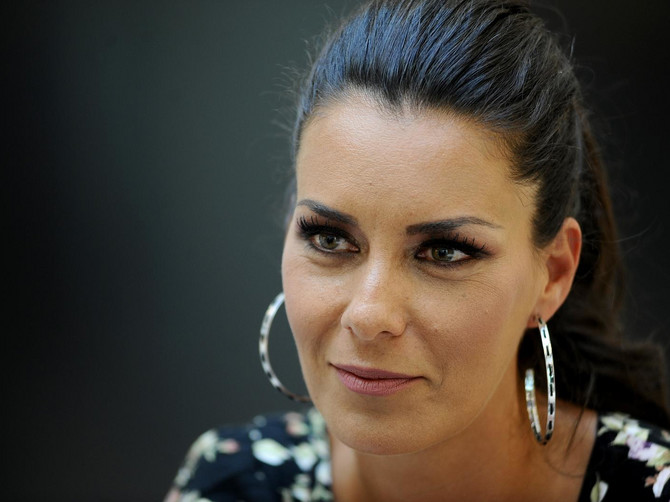 Kilibarda prošetala Zagrebom: I večeras je jedna od najlepših žena u ovom gradu