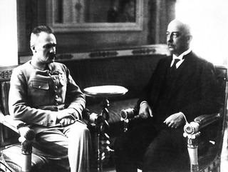 Konfident Piłsudski: Marszałek też był tajnym współpracownikiem