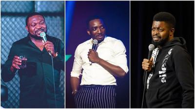 Buchi, Bovi and Basketmouth are the Bad, Baddo and Baddest of Nigerian comedy [Pulse Editor's Opinion]