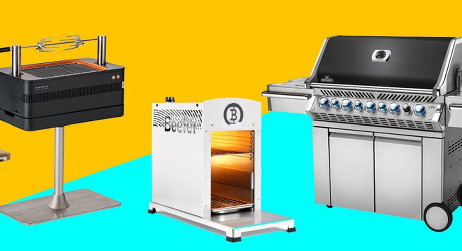 High-Tech-Grillen: BBQ für Anspruchsvolle