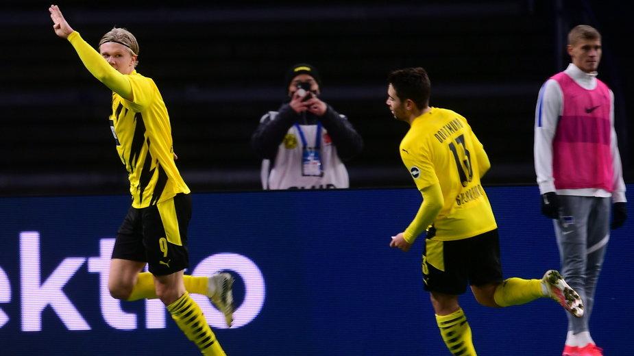 Hertha Berlin - Borussia Dortmund
