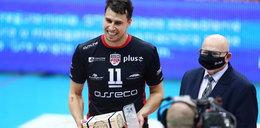 Mistrz świata zostaje w Resovii. Fabian Drzyzga przedłużył umowę w Rzeszowie