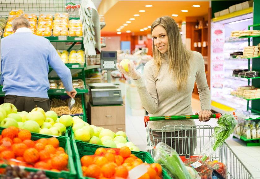Warzywa i owoce powinny być podstawą naszego codziennego jadłospisu