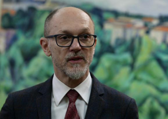 Ministar za zaštitu životne sredine Goran Trivan