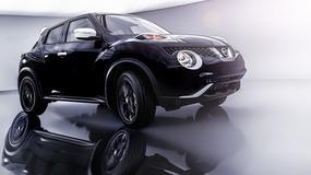 Nissan Juke jak czarna perła – niewidzialny w mroku