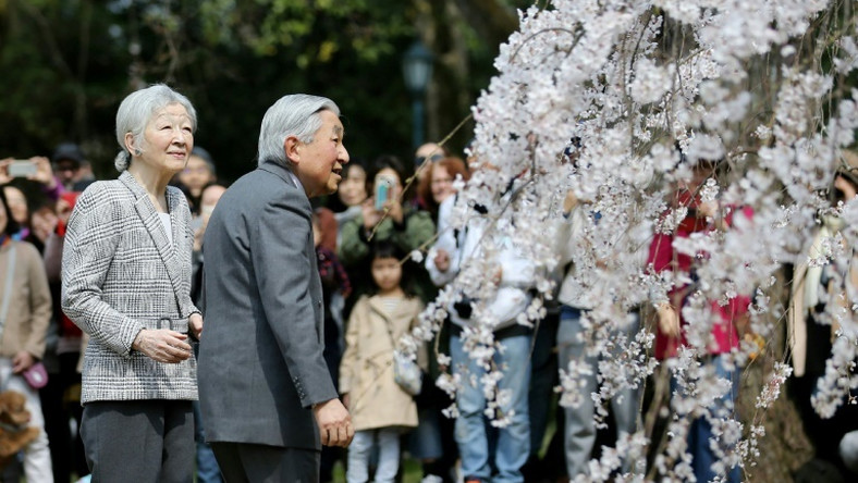 "The new era name has a huge impact on daily life and anticipation is at fever pitch to see what will replace the era that marked Emperor Akihito's reign -- ""Heisei"" or ""peace prevails everywhere."""