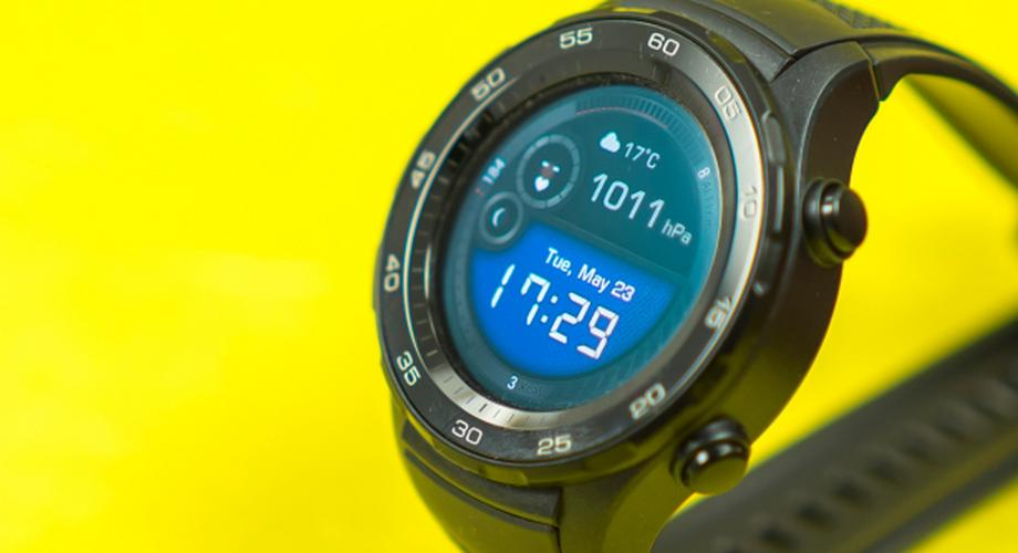 Test: Huawei Watch 2 – innen hui, außen pfui