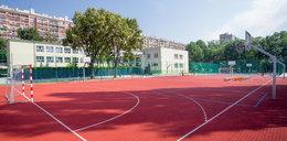 Uczniowie z nowej Huty dostali nowe boisko