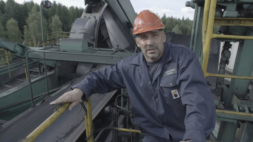 Saleta w kopalni i koksowni