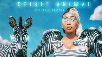 Victoria Kimani releases new album, Spirit Animal
