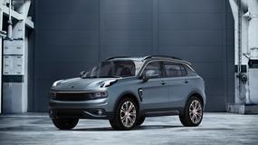 SUV z Chin, który może podbić światowy rynek