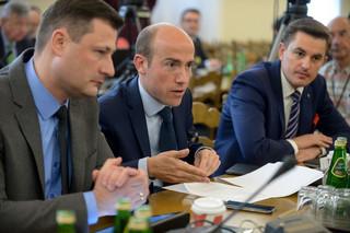 Warchoł na sejmowej komisji: Argumenty o niekonstytucyjności reformy KRS - chybione