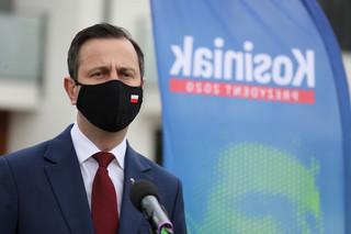 Kosiniak-Kamysz: Duda może się stać prezydentem wszystkich Polaków