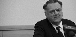 Były premier Jan Olszewski nie żyje