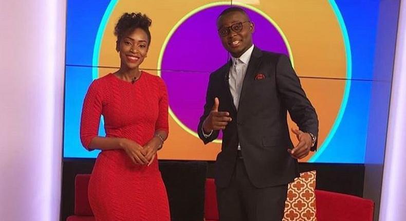 Top TV presenter quits