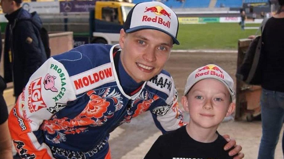 Emil Sajfutdinow i Bartosz Derek
