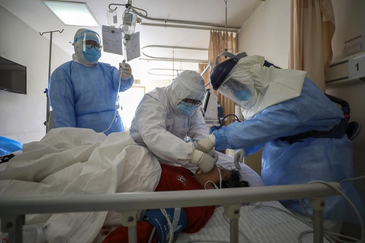 Vuhan Kina koronavirus 12 foto Tanjug AP