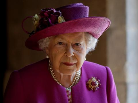 Queen Elizabeth II is on his deathbed? The government is preparing