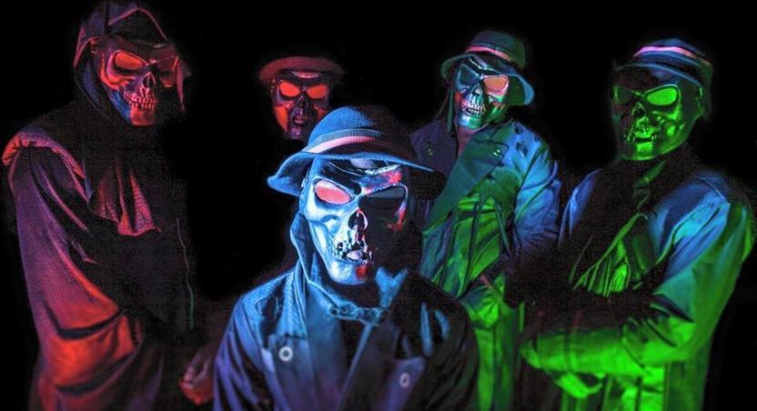 Rock band Dark Suburb