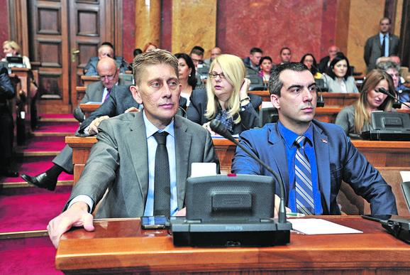 Nezakonito dobili posao: Martinović i Orlić