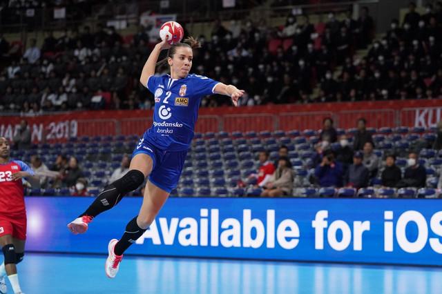 Ženska rukometna reprezentacija Srbije