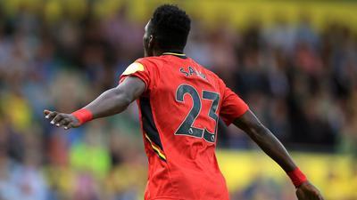 Premier League : Norwich-Watford, Ismaila Sarr s'offre un doublé