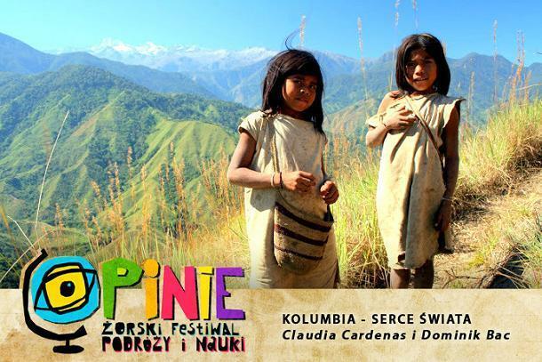 Żory, Opinie 2012 - Claudia Cardenas i Dominik Bac - Kolumbia