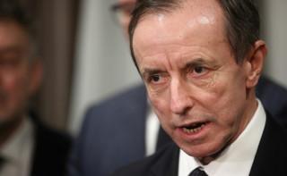 Grodzki: Myślę, że senatorowie wszystkich opcji będą przeciwni przeniesieniu środków budżetowych na Polonię