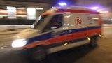 10-latek wypadł z okna. Chciał zajrzećdo pokoju koleżanek