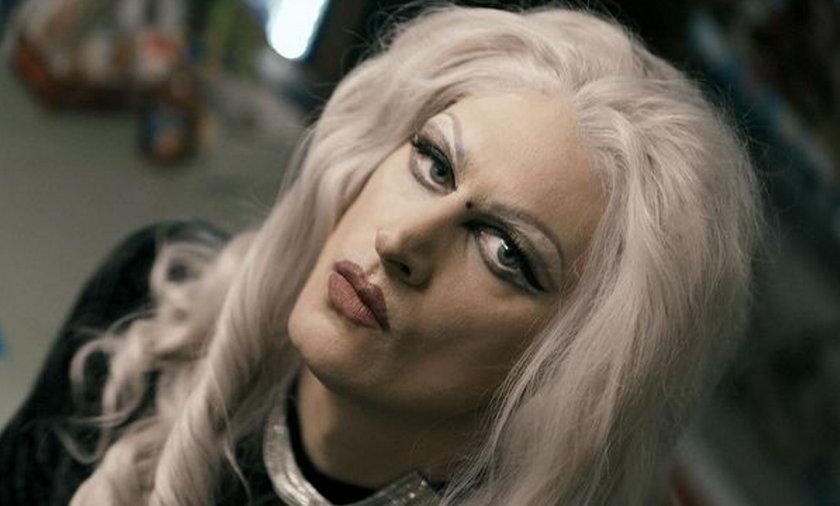 Mateusz Damięcki jako drag queen