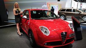 Alfa Romeo MiTo QV (Frankfurt 2011)