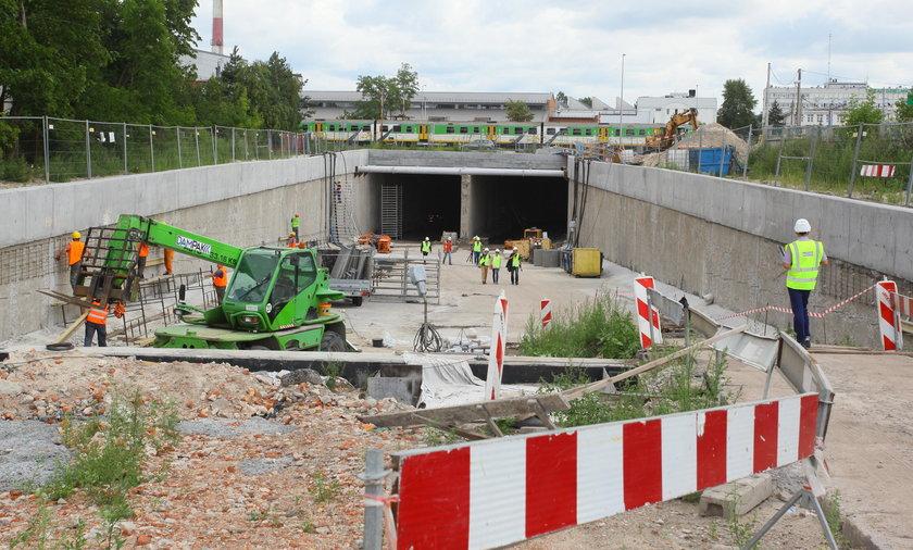 Budują tunel w Międzylesiu