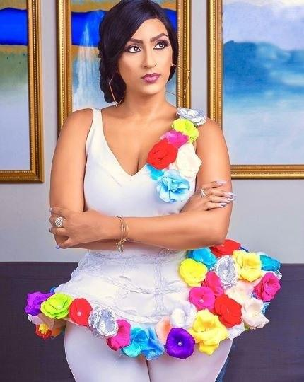 Juliet Ibrahim revealed that she got her first home at 29 [Instagram/JulietIbrahim]