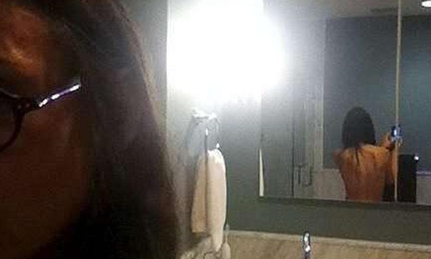 Demi Moore obnażyła się internautom