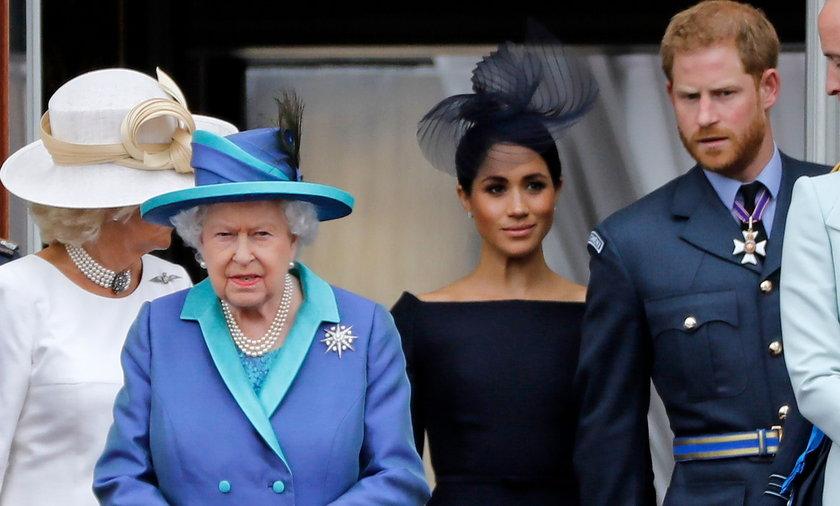 Czy Meghan i Harry przyjadą na święta do Wielkiej Brytanii?
