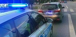 Rzecznik Komendy Głównej z żoną zatrzymali pijanego kierowcę