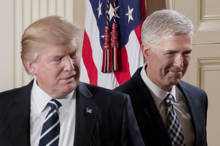 Trump wskazał kandydata na sędziego Sądu Najwyższego: Jego kwalifikacji nie można podać w wątpliwość