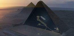 Szokujące odkrycie w piramidzie Cheopsa. Nikt się tego nie spodziewał