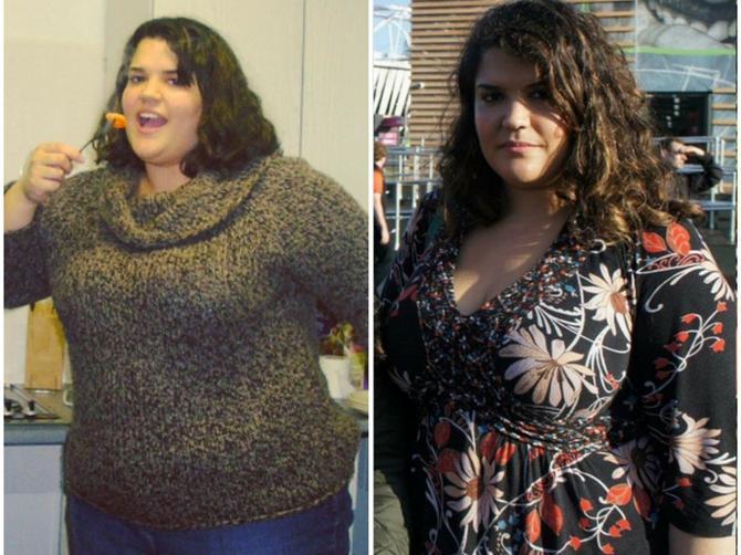 Jela sam salate i imala 145 kilograma: A onda sam se prebacila na slaninu, sir i šnicle i - TRANSFORMISALA SE