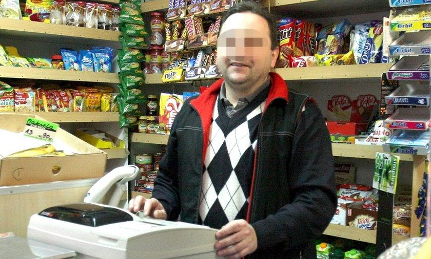 Sklepikarz z Lublina który wysadził sklep