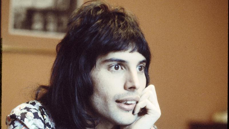 Freddie Mercury (fot. Getty Images)