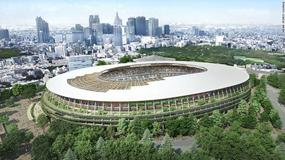 Japonia pokazała projekt olimpijskiego stadionu