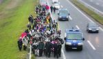 """""""POTOK KOJI JOŠ UVEK TEČE"""" U Nemačku stižu hiljade migranata preko BALKANSKE RUTE"""