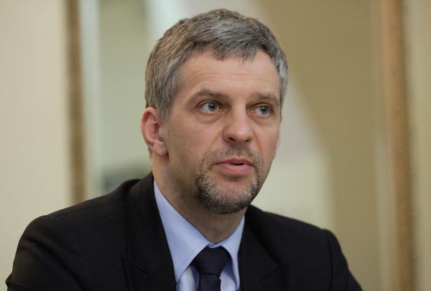Paweł Poncyljusz. Fot. Michał Fludra/Newspix.pl