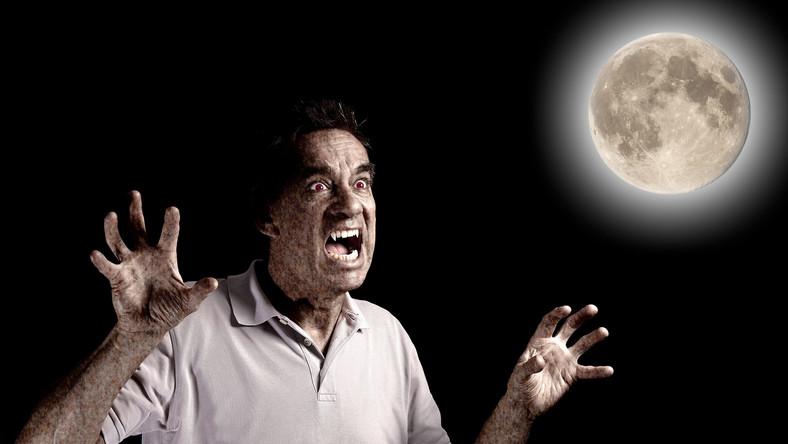 To mit, że pełnia księżyca wpływa na nasz organizm