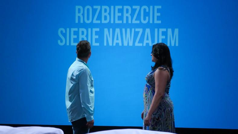 Undressed: randka w łóżku / FOTO: TLC/ Piotr Mizerski