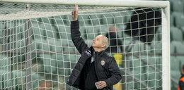 Trener Śląska koncentruje się przed meczem