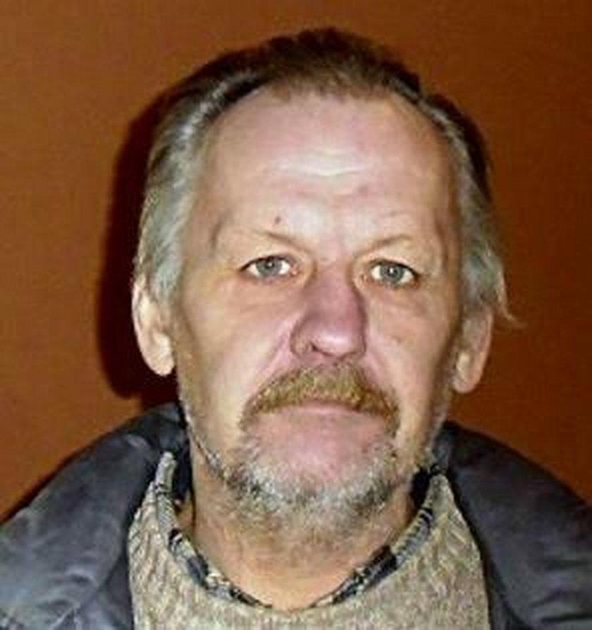56-letni Waldemar